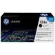 Toner HP Black 124A Q6000A 2.500 Pgs