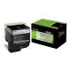Toner Lexmark 802XK0 HY Black 8.000pgs