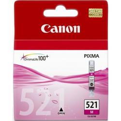 Μελάνι Canon CLI-521 Ink Magenta 2935B001