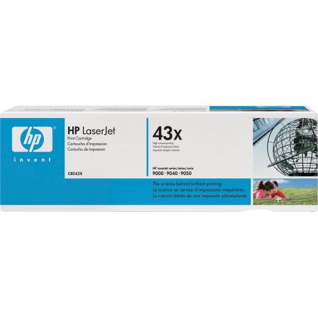 Toner HP No 43X Black C8543X 30.000 Pgs