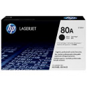 Toner HP No 80A Black CF280A 2.700 Pgs