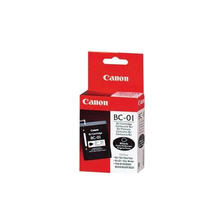 Canon Μελάνι BCI-01BK Black (0879A002) 27ml