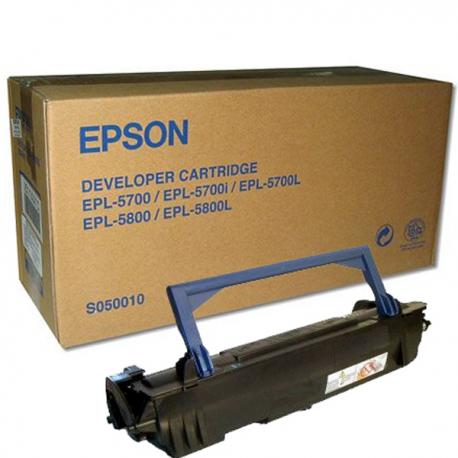 Epson Toner S050010 BLACK 6.000pgs