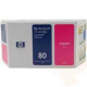 Hp 80 Magenta C4874A 175ml 2.200pgs
