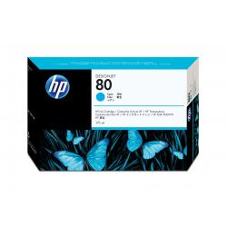 Hp 80 Cyan Printhead-Cleaner C4821a