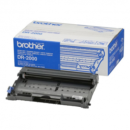 Brother Drum unit Black DR -2000 12000pgs