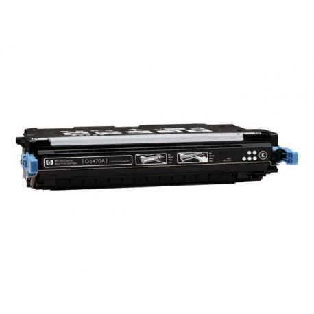 Eco Premium Q6470A/501A Toner Black 6000 pgs