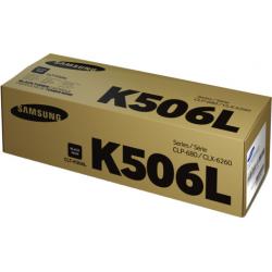 Samsung CLT-K506L Toner Black 6000pgs