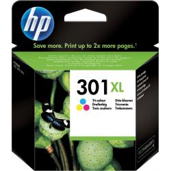 HP 301XL Μελάνι Tri-Colour (CH564EE)