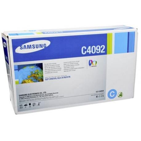 Samsung CLT-C4092S Toner Cyan 1k