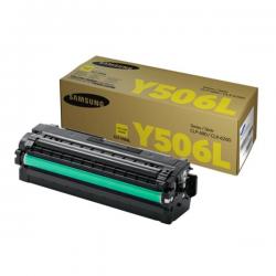 Samsung CLT-Y506L Toner Yellow 3500pgs