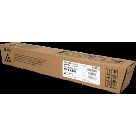 Toner (841925) Copier Ricoh Black - 15K Pgs