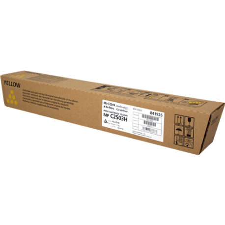 Toner Copier (841929) Ricoh Yellow- 5.5k
