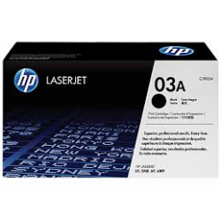 Toner HP No 03A Black C3903A 4.000 Pgs
