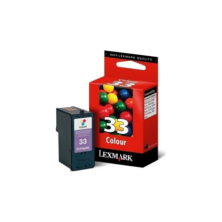 Lexmark 33 Color Ink (18CX033E)