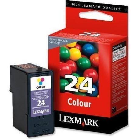 Lexmark 24 Color Ink (18C1524E)