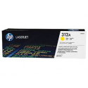 Toner HP 312A Yellow CF382A 2.700 Pgs