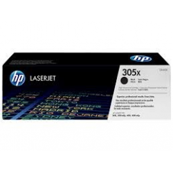 Toner HP No 410X Black HC CF410X 6.500 Pgs