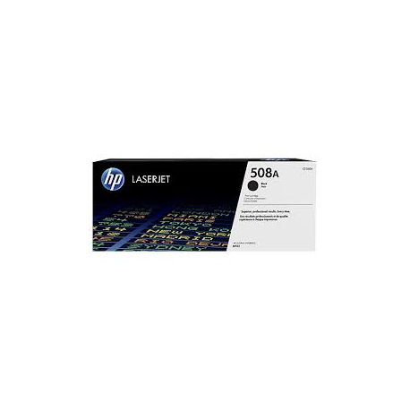 Toner HP No 508A Black CF360A 6.000 Pgs
