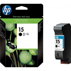 HP Μελάνι Inkjet No.15 Black (C6615DE)