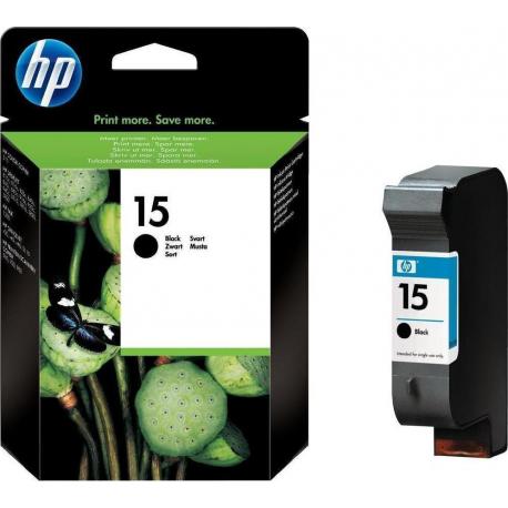 HP 15 Black (C6615DE)