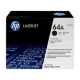 Toner HP No 64A Black CC364A 10.000 Pgs