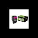 Toner Lexmark 802XM CX510 HY Magenta 4.000pgs