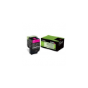 Toner Lexmark 802XM0 HY Magenta 4.000pgs