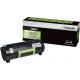LEXMARK MX310/410/510/511/611 TONER HIGH YIELD CRTR (602H) RETURN HC 10k (60F2H00)