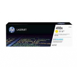 Toner HP 410X Yellow HC CF412X 5.000 Pgs