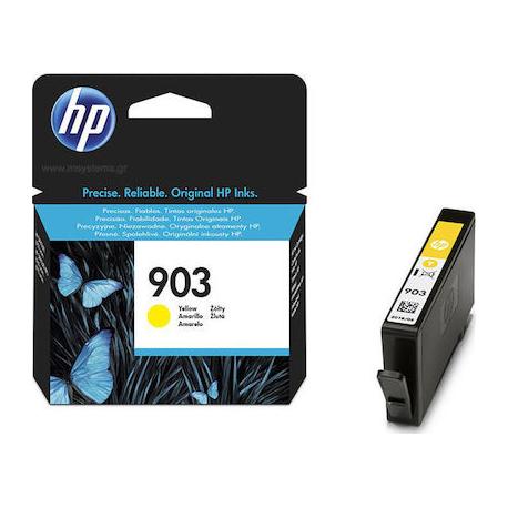 HP Μελάνι Inkjet No.903 Yellow (T6L95AE)