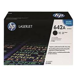 Toner HP No 642A Black CB400A 7.500 Pgs