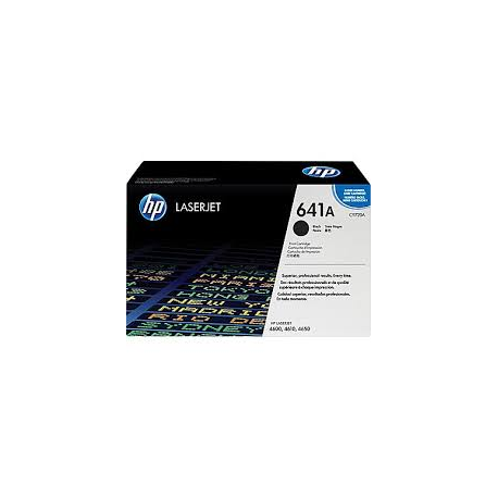 Toner HP Black C9720A 9.000 Pgs