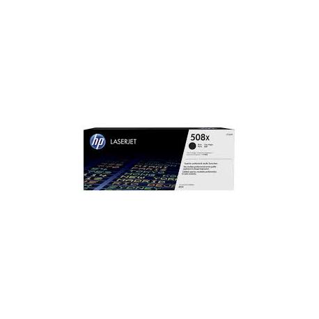 Toner HP No 508X Black HC CF360X 12.500 Pgs