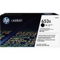 Toner HP 653X Black HC CF320X 21.000 Pgs