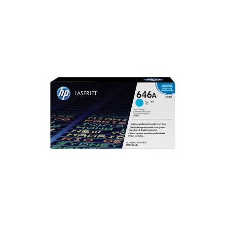 Toner HP Cyan CF031A 12.500 Pgs