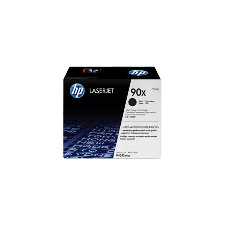 Toner HP No 90X Black HC CE390X 24.000 Pgs
