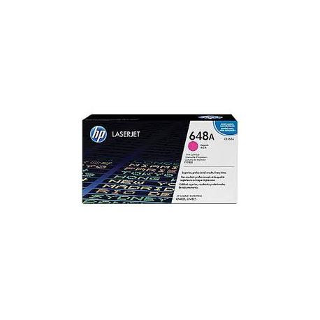 Toner HP No 648A Magenta CE263A 11.000 Pgs