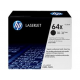 Toner HP No 64X Black HC CC364X 24.000 Pgs