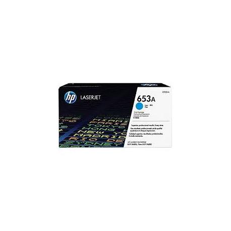 Toner HP 653A Cyan CF321A 16.500 Pgs