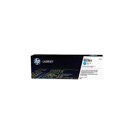 Toner HP 826A Cyan CF311A 31.500 Pgs