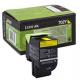 Toner Lexmark 702Y Yellow 70C20Y0 1.000 Pgs