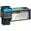 Toner Lexmark C54x / X54x Cyan C540A1C 1.000 Pgs