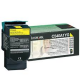 Toner Lexmark C540A1Y Yellow 1.000 Pgs