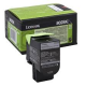 Toner Lexmark 802Sk Black High Yield Return Program 80C2SK0 2.500 Pgs
