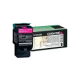 Toner Lexmark C54x / X54x Magenta High Yield C540H1M 2.000 Pgs