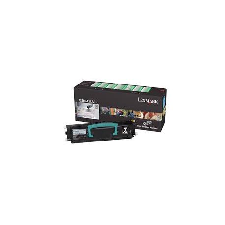 Toner Lexmark Black 250A11E 3.500 Pgs