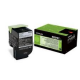 Toner Lexmark 802HK Black Extra High Yield 80C2HK0 4.000 Pgs