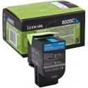 Toner Lexmark 802SC Cyan High Yield Return 80C2SC0 2.000 Pgs