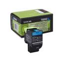 Toner Lexmark 702HC Cyan 70C2HC0 3.000 Pgs